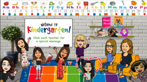 Kindergarten Orientation Slideshow