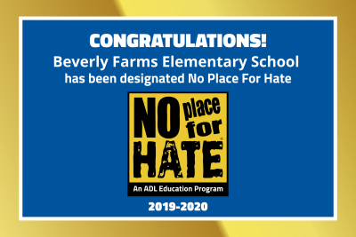 No Place for Hate School
