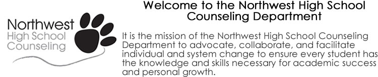 Northwest High School Counseling Mission Logo