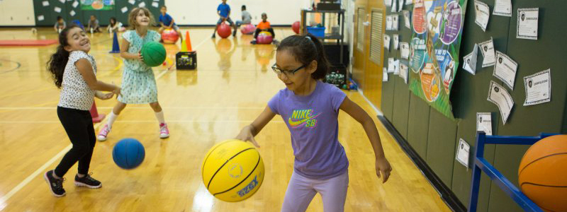 Cloverly Elementary Health and Wellness