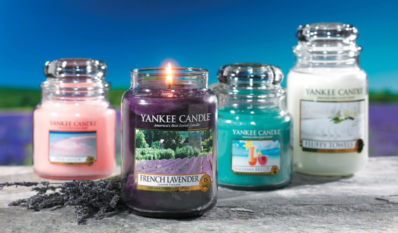 Yankee Candle Image Summer
