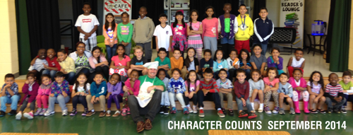 Character Counts September 2014