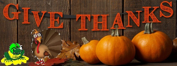 2014 Give Thanks Banner