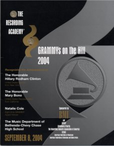 Grammy cover
