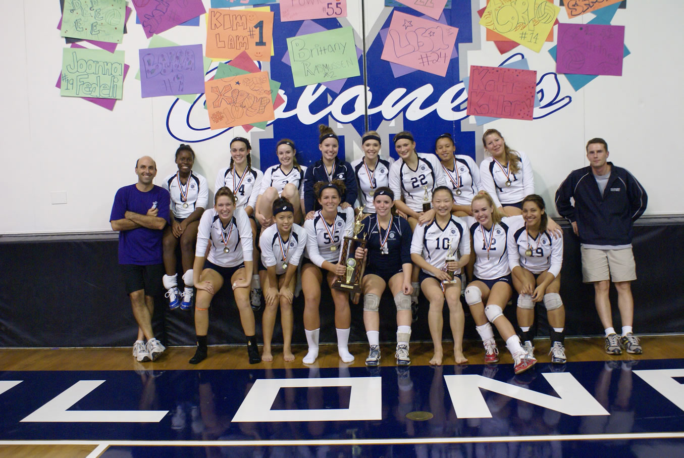 2009 tournament champions photo