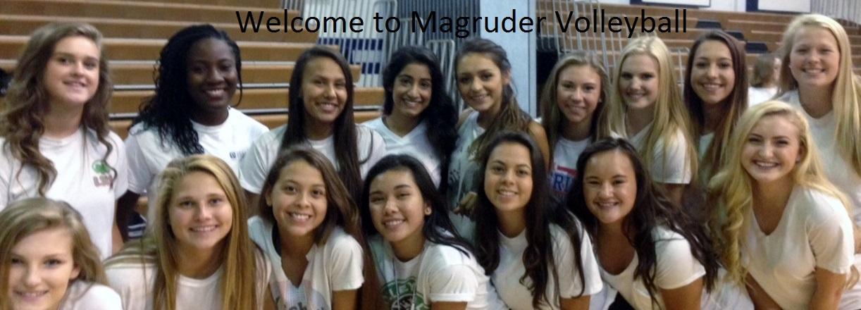 Magruder HS Single Season