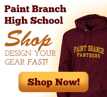 Shop Paint Branch High School Gear