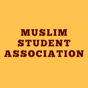 The Muslim Student Association at Paint Branch High School