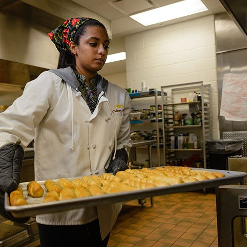 Restaurant and Culinary Program Goals at Paint Branch High School
