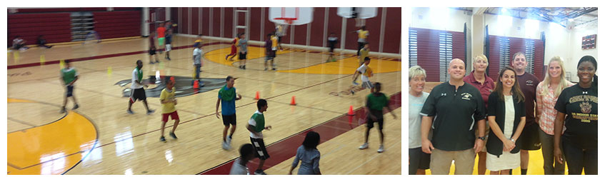 Physical Education and Health at Paint Branch High School