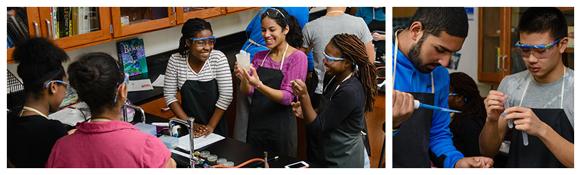 Science at Paint Branch High School