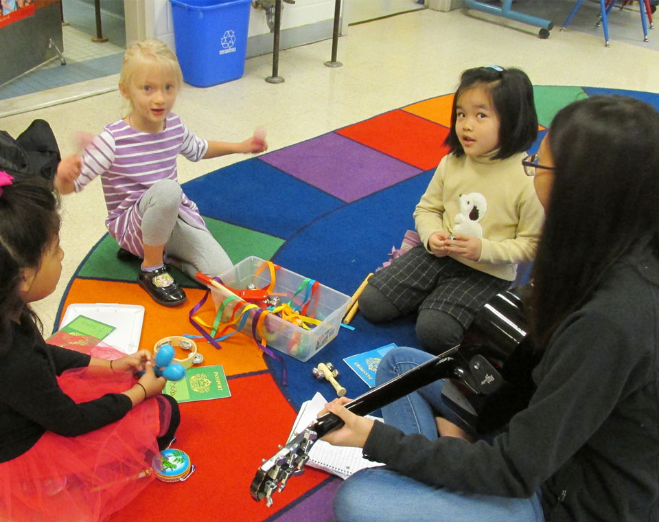 Early Child Development Program Gallery 7