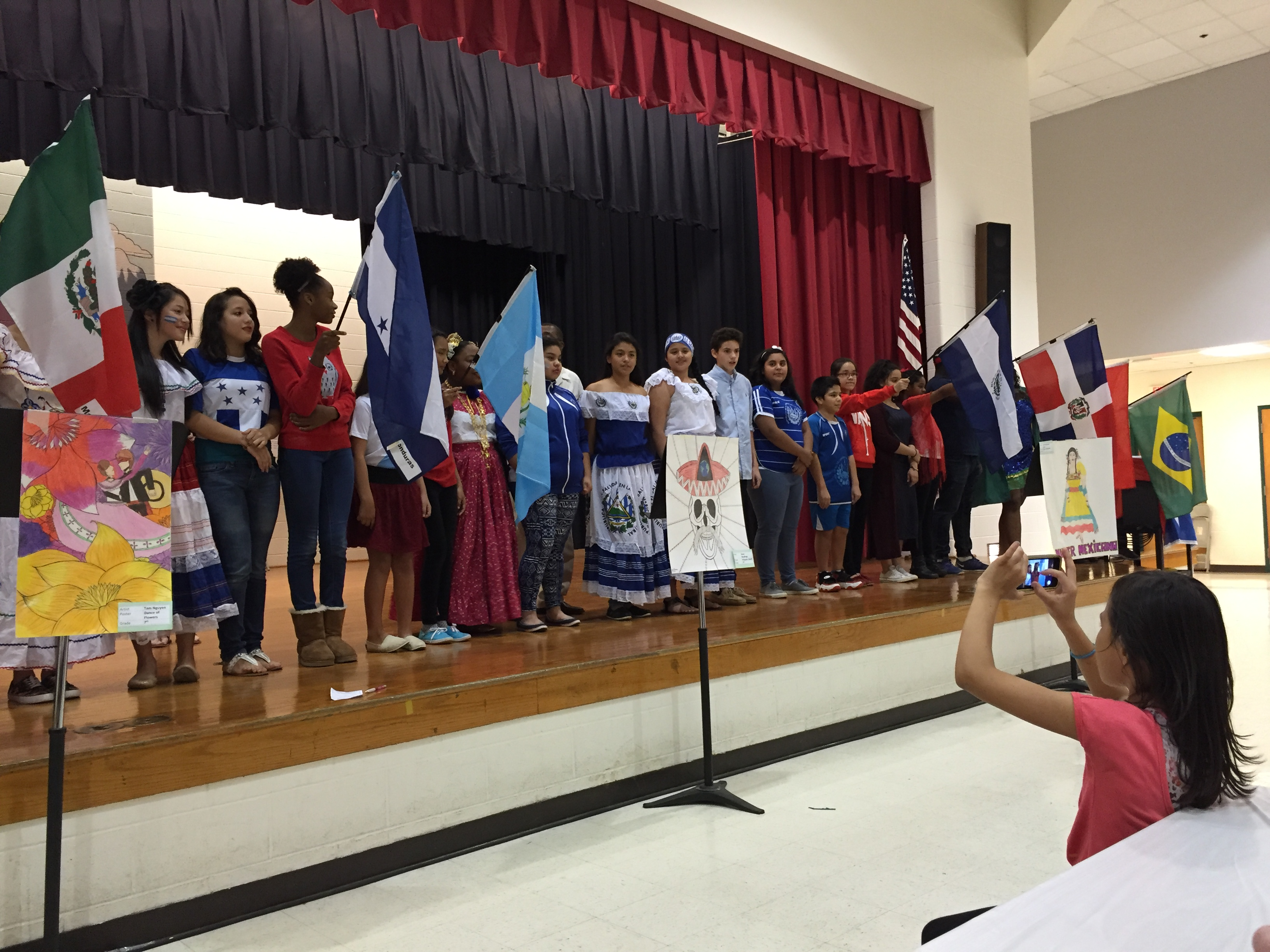 Hispanic Heritage Night Celebration 6