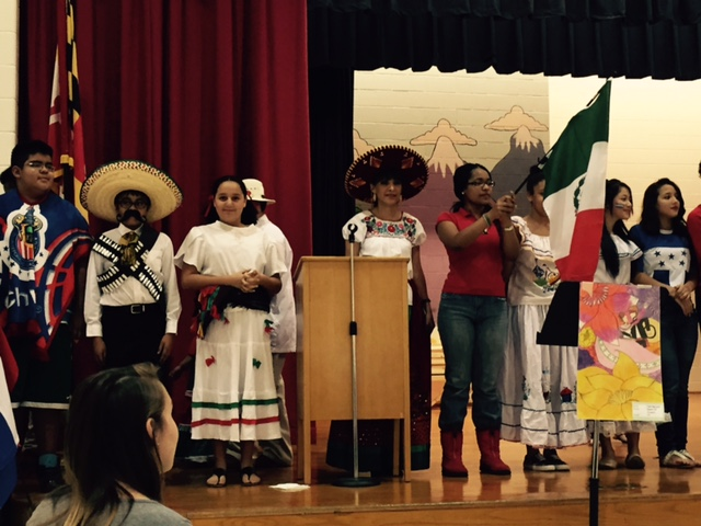 Hispanic Heritage Night Celebration 7