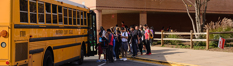 After-School Activity Bus Routes