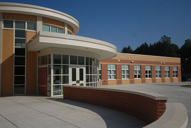Francis Scott Key Middle School - Exterior