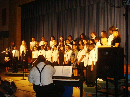 Winter Concert Choral Performance