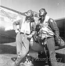 Benjamin Davis Tuskegee Airmen