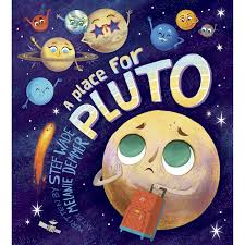 Image result for a place for pluto book