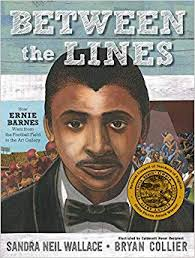 Image result for between the lines how ernie barnes went from the football field to the art gallery