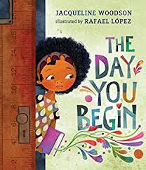 Image result for the day you begin book