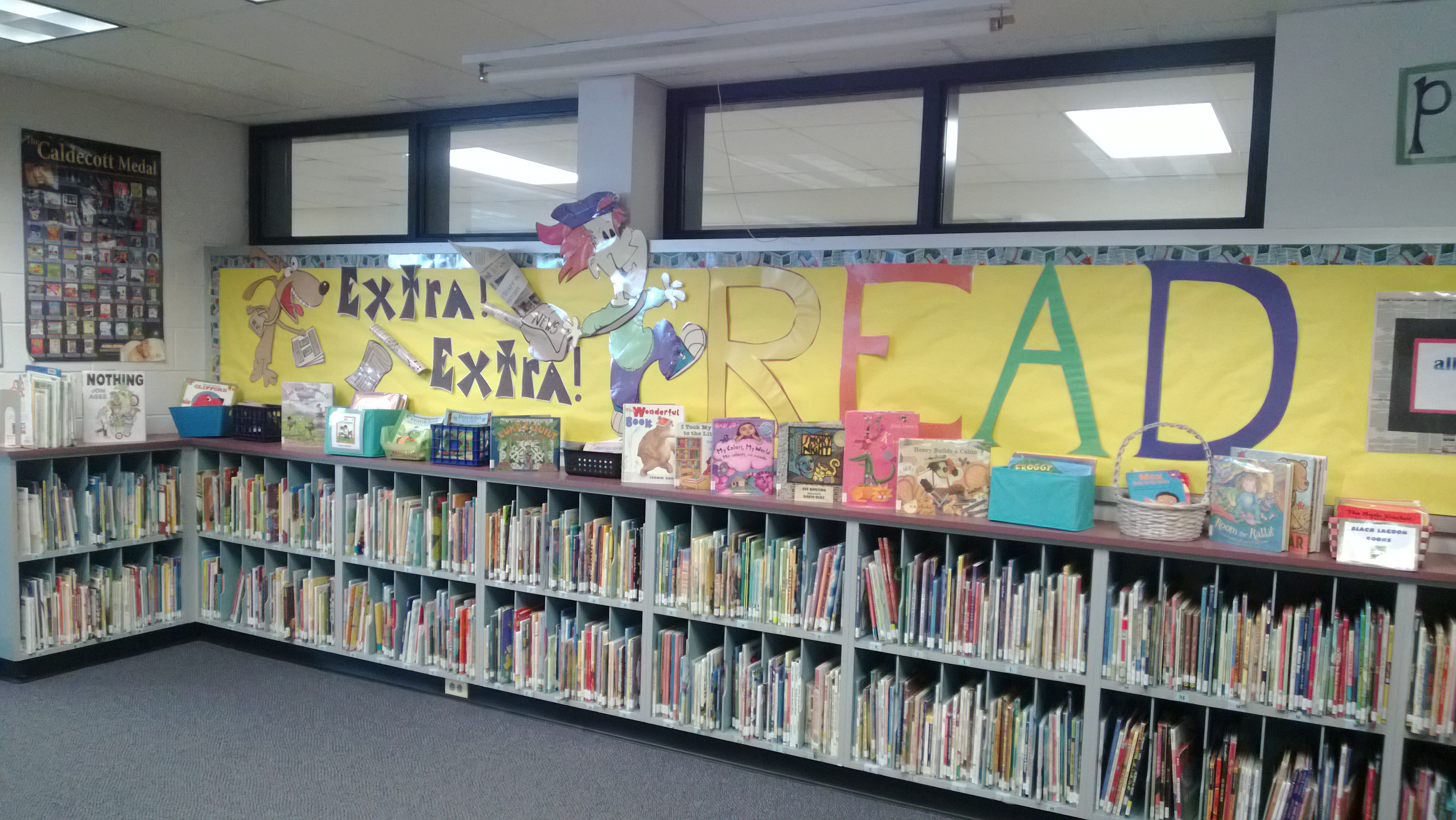 Brookhaven Es Media Center Brookhaven Es