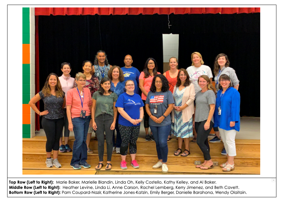 Meet Our Emergent Bilingual Team!