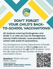 Vaccination Flyer Thumbnail