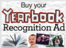 Buy Your Yearbook Recognition Ad