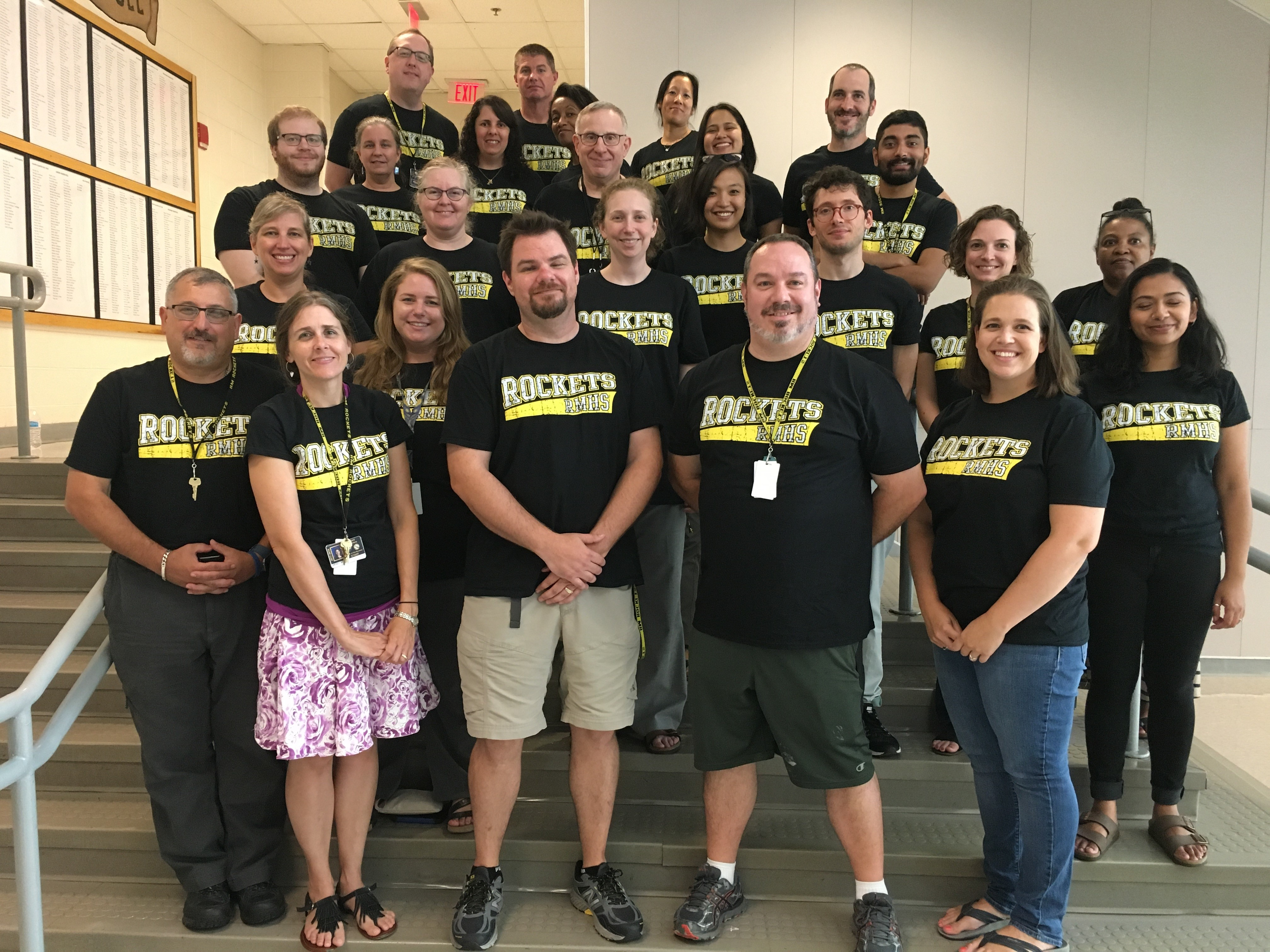 2018 Science Tech Dept