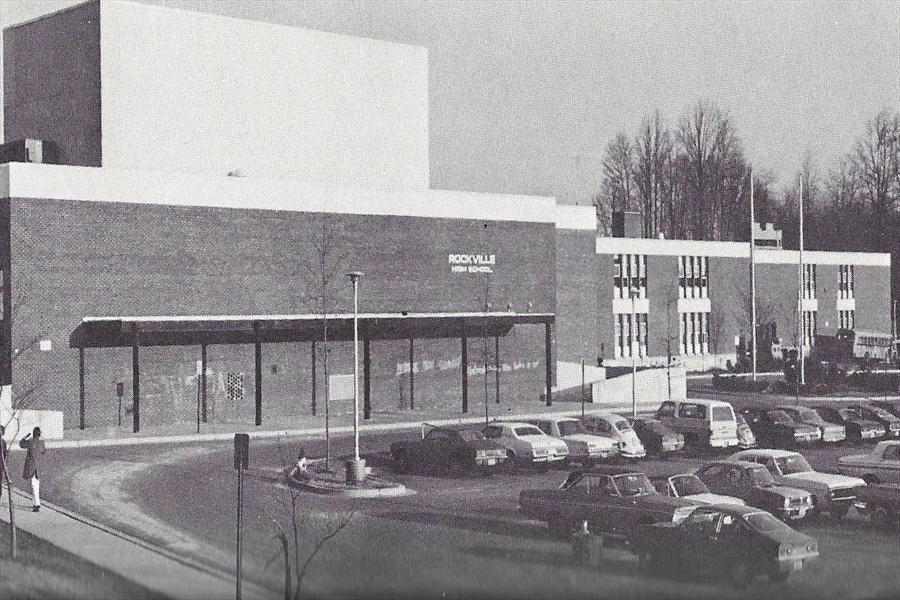 Rockville High School early picture