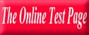 Online Test Page