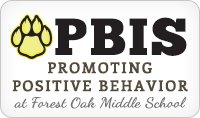 PBIS - Promoting Positive Behavior