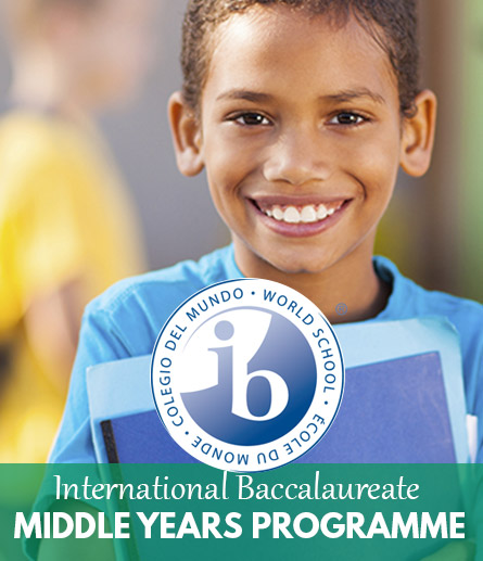International Baccalaureate Middle Years Programme